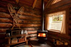 WellSpring spa is near Mt. Rainer and has really cute cabins and a treehouse!