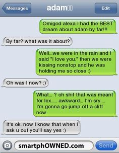 Page 55 - Relationships - Autocorrect Fails and Funny Text Messages - SmartphOWNED