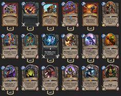 Deck Guerrier Dragon TGT JustSaiyan - Hearthstone : Heroes of Warcraft - Guerrier - War - Garrosh