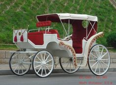 WEDDING HORSE CARRIAGES