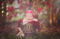 South Florida Newborn Portrait Photographer | Fort Lauderdale | Eloah {7 days new}