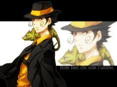 Katekyo Hitman Reborn and Leon