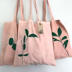 Pink Leaf Tote Bag Hand Dyed in Natural Avocado Organic Cotton Green Leaf Beach . Pink Leaf Tote Bag Hand Dyed In Natural Avocado Organic Cotton Green Leaf Beach Bag , Pink leaf tote bag hand dyed in natural Avocado organic cotton g. Tod Bag, Silkscreen, Tout Rose, Diy Tote Bag, Pink Leaves, Coton Bio, Canvas Tote Bags, Printed Tote Bags, Canvas Totes