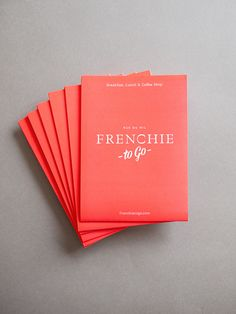 Frenchie to Go Campaign - Cityguide on Behance