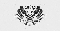 Stay Wild | Logo Design | The Design Inspiration
