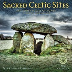 Celtic sites calendar.
