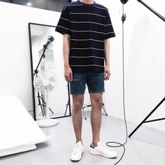 Korean Outfits, Trendy Outfits, Cool Outfits, Fashion Outfits, Korean Fashion Men, Mens Fashion, Men's Wardrobe, Aesthetic Fashion, Fashion Lookbook