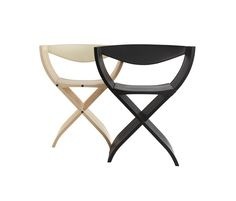 Pierre Paulin Curule Chair for Ligne Roset