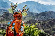 Foto ganadora del 2º Concurso Carnaval de Jujuy - Por Gabriel Sánchez Falkowsky