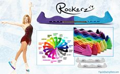 Rockerz Skate Guards ✅ https://figureskatingstore.com/rockerz-skate-guards/  Rockerz Skate Guards allow you to strut your stuff on and off the ice with a curved, rocker-shaped ergonomic design to reduce impact and increase mobility. #figureskating #figureskatingstore #icelandvannuys #figureskates #skating #skater #skates #iceskates #figureskates #figureskater #iceskating #iceskater #icedance #skateguards #rockerzskate #rockerz #rockerzskateguards