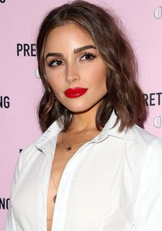 Olivia Culpo at the PrettyLittleThing X Olivia Culpo launch at the Liaison Lounge in Los Angeles, California on August 17, 2017