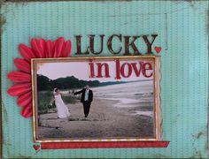 LUCKY in love - Scrapjazz.com