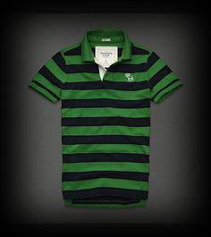 アバクロ メンズ ポロシャツ Abercrombie Little Moose Mountain ポロシャツ-アバクロ 通販 ショップ-【I.T.SHOP】