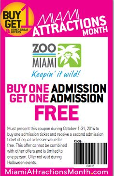 The Go Miami card is worth all the coupons for Miami attractions rolled into one neat little card. The card is available in one, two, three, five, and seven day passes ranging in price from $ to $ with a value of over $