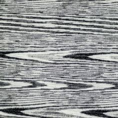 Black and white Missoni Home Piaui fabric - shop here -http://bit.ly/1lsFCBF
