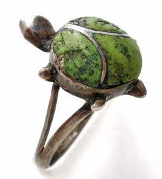 Sterling Silver Turt