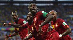 Ghana hiện dẫn đầu bảng D sau trận thắng 1-0 trước Uganda. Nhưng đó là chiến thắng mà HLV Avram Grant chưa thực sự hài lòng. Các cầu thủ Ghana đã bỏ lỡ quá nhiều cơ hội, chỉ thu về 1 bàn thắng trong nửa tá cơ hội ngon ăn. Điều quan trọng, Những ngôi sao đen có được cú hích tinh thần quan trọ...