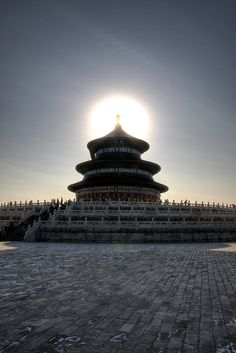 Temple of Heaven, Beijing, China  spiritual lighthouse