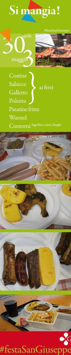 Ecco -in parte- cosa si è mangiato alla #festaSanGiuseppe di Vicenza. Tu cosa hai preseferito? Cosa ci consigli di proporre l'anno prossimo?https://www.facebook.com/profile.php?id=100009317781363