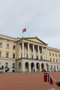 Royal Palace, 17 mai 2015, Oslo - Norway