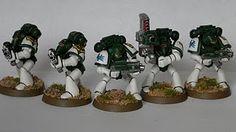 The Mentor Legion space marine W40k