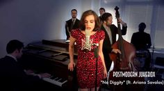 No Diggity - Vintage Jessica Rabbit- Style Blackstreet Cover ft. Ariana ... Jazzy Jazz Postmodern Jukebox