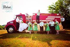 Google Image Result for http://www.bledsoephoto.com/wp-content/uploads/2011/08/11-wedding-party-on-firetruck.jpg