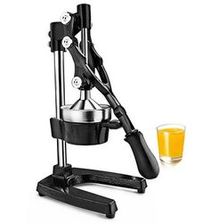 9. New Star Foodservice 46878 Commercial Citrus Juicer