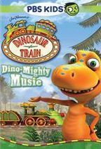 This Dinosaur Train Dino-Mighty Music DVD engages young imaginations by sparking an interest in natural history, life science, and paleontology. In One Smart Dinosaur, B Dino Train, Dinosaur Train, Dinosaur Toys, All Dinosaurs, Pbs Kids, Cartoon Shows, Kids Videos, Children And Family, Classic Toys