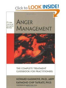 Anger Management: The Complete Treatment Guidebook for Practitioners (Practical Therapist) [Paperback] -- by Howard Kassinove & Raymond Chip Tafrate.  Click the picture to read more....