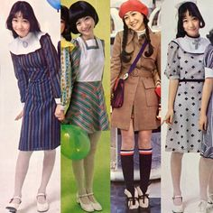 "Olive Girl /Fancy Jfashion Thread - ""/cgl/ - Cosplay & EGL"" is imageboard for the discussion of cosplay, elegant gothic lolita (EGL), and anime conventions. Harajuku Fashion, Japan Fashion, 80s Fashion, Cute Fashion, Vintage Fashion, Fashion Sewing, 70s Outfits, Vintage Outfits, Fashion Outfits"