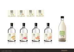 Nextbrand - 느린마을 - Fruit Soju and Makgeolli - Seoul - Portfolio 2014