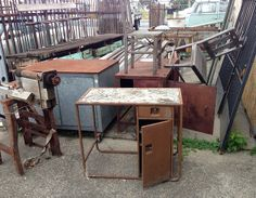 GEELONG: Vintage industrial and secondhand furniture | The Junk Map