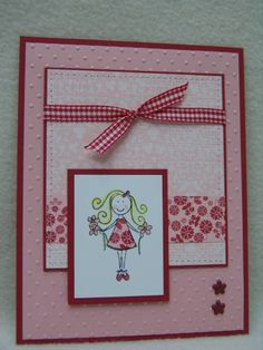 DTGD Elzybells Birthday by suen - Cards and Paper Crafts at Splitcoaststampers