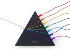"""Spectrus USB hub"" on Designspiration"