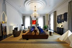 The 42nd Annual Kips Bay Decorator Show House was held at the landmarked Mansion on Madison. Twenty-two designers revived the historic 26,190-square-foot house. Feast your eyes on their creations.