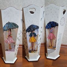 Open Gallery, Quick Crafts, Japanese Patterns, Painting On Wood, Bookends, Outdoor Living, Shabby Chic, Ceramics, Vintage