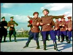 """Soldier's dance"" - The Alexandrov Ensemble (1965) - YouTube"