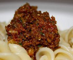 Rezept Würziges Tomaten-Oliven-Pesto von Gourmand - Rezept der Kategorie sonstige Hauptgerichte