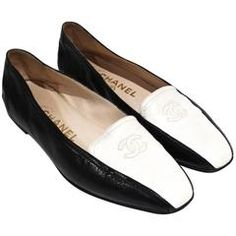 1984 Chanel Two-Tone Loafer