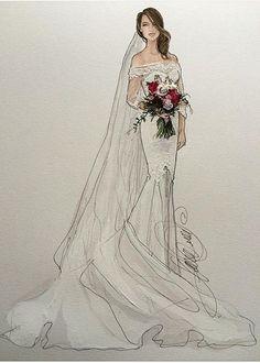 Natalie Rolt.Karen Orr Illustration- Fashion