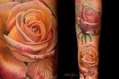 The Official Website for Phil Garcia. Award winning tattoo artist, known for oustanding use of color, fine detail and photo realism life like tattoos.