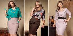 Plus Size Looks for 2013 | ... looks da Fasciniu's Moda Evangélica ainda mais elegantes e luxuosos
