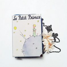 Purse! Le Petit Prince. How cute is that??