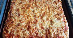 Mennyei Pizza tészta recept! Kisfiam kedvence!😍😋 Sandwich Bread Recipes, Quick Bread Recipes, Quick Meals, Healthy Recipes, Pizza T, Fast Food Restaurant, Winter Food, Baked Goods, Snacks
