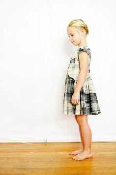 Lady Dress From Cauliflower Kids