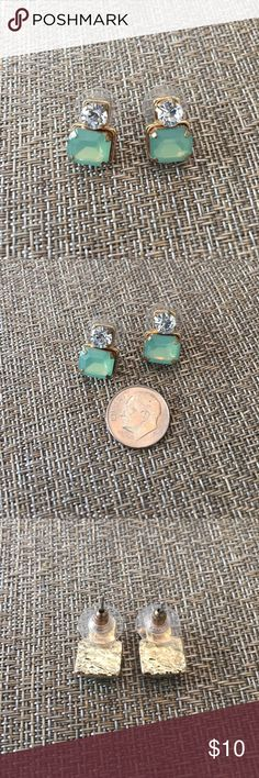Urban Outfitter Earrings Worn only once!!! Great condition and a beautiful color for any skin tone!! Urban Outfitters Jewelry Earrings