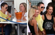 Theron Shaved Head: Charlize Theron's Shaved Head Spotted In South Africa (Photos)