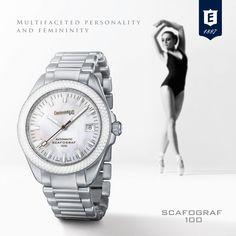 #scafograf100 #eberhardwatches #eberhard_co #eberhard #ladywatch