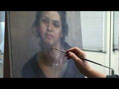 Portrait Painting Instructions